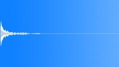 BOTTLE METAL LIQUID IMPACT RING17 Sound Effect