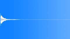 BOTTLE METAL LIQUID IMPACT RING19 Sound Effect