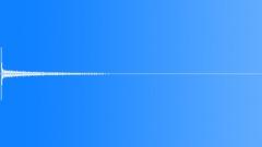 Stock Sound Effects of BOWL TIBETAN02 STRIKE01