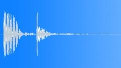 BRICK SMALL FALL12  - sound effect