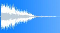 BUILDING COLLAPSE MEDIUM23 - sound effect