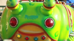 Toy train Stock Footage