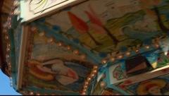 Carousel Stock Footage