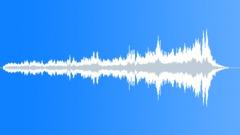 Dark cinematic male choir stinger Sound Effect