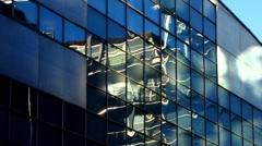 Scandinavia Finland Helsinki modern architecture Stock Footage