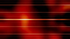 Red Line Abstract Looping Animated Background - stock footage