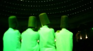 Stock Video Footage of respect mevlana rumi