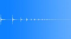 CARTRIDGE 22 CALIBER LONG IMPACT POLISHED WOOD03 STEREO Sound Effect