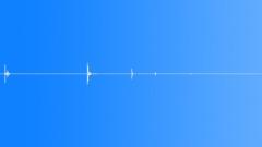 CARTRIDGE 22 CALIBER SHORT IMPACT CERAMIC TILES23 STEREO Sound Effect