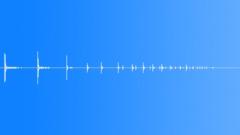 CARTRIDGE 22 CALIBER SHORT IMPACT POLISHED WOOD20 STEREO Sound Effect