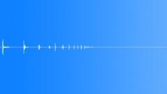CARTRIDGE 22 CALIBER SHORT IMPACT POLISHED WOOD29 STEREO Sound Effect