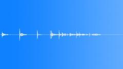 CARTRIDGE 9MM IMPACT CERAMIC TILES09 STEREO Sound Effect