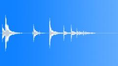 CARTRIDGE SHOTGUN 12 GAUGE IMPACT CERAMIC TILES24 STEREO Sound Effect