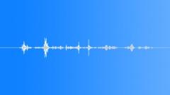 CLOTHING JACKET SLEEVE FLAP07 - sound effect