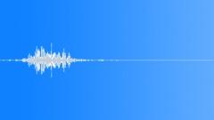 CLOTHING KIMONO SLEEVE FLAP05 - sound effect
