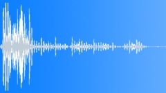 Stock Sound Effects of CONVOLUTION SURGE B 018