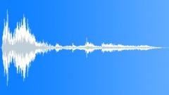 CRASH VEHICLE LARGE DEBRIS GLASS STEREO01 - sound effect