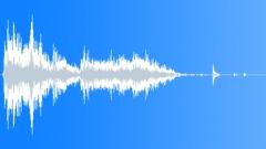 CRASH VEHICLE LARGE DEBRIS GLASS STEREO09 Sound Effect