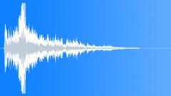 CRASH VEHICLE LARGE DEBRIS GLASS STEREO23 Sound Effect