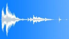CRASH VEHICLE LARGE DEBRIS STEREO13 - sound effect