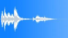 CRASH VEHICLE LARGE DEBRIS STEREO23 - sound effect