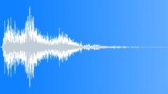 CRASH VEHICLE LARGE GLASS STEREO15 Sound Effect