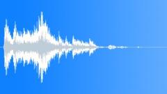 CRASH VEHICLE LARGE GLASS STEREO22 Sound Effect