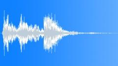 CRASH VEHICLE LARGE STEREO20 Sound Effect
