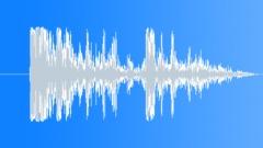 CUTLERY GENERAL DROP DRAWER01 - sound effect