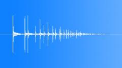 DICE MEDIUM PAIR LAMINATE TABLE THROW01 Sound Effect