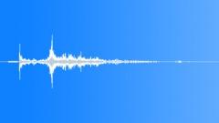 DOOR PIVOT EXTERIOR ALUMINIUM FLYSCREEN CLOSE02 - sound effect