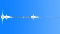 DOOR PIVOT EXTERIOR ALUMINIUM FLYSCREEN OPEN02 - sound effect