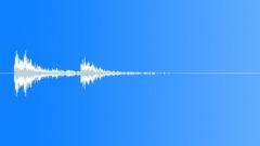DOOR PIVOT INTERIOR GLASS CABINET MISALIGNED CLOSE02 - sound effect