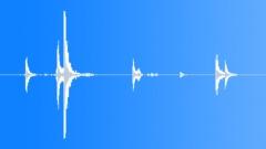 DOOR PIVOT INTERIOR GLASS CABINET MISALIGNED OPEN02 - sound effect