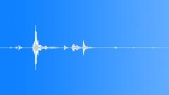 DOOR PIVOT INTERIOR PLASTIC CABINET SMALL OPEN - sound effect