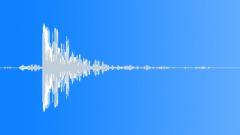 DOOR PIVOT INTERIOR WARDROBE LOUVERD CLOSE02 - sound effect