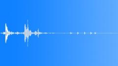 DOOR PIVOT INTERIOR WARDROBE LOUVERD OPEN02 - sound effect