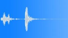 DOOR PIVOT WOODEN CUPBOARD SMALL CLOSE02 - sound effect