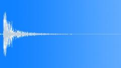 DRUM DARABUKA SLAP MUTE P01 - sound effect