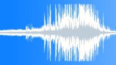 DUMP TRUCK EMPTYING ROCKS01 - sound effect