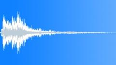 EXPLOSION DETONATION LARGE STEREO08 Sound Effect