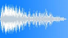 EXPLOSION MEDIUM METAL GLASS STEREO03 Sound Effect