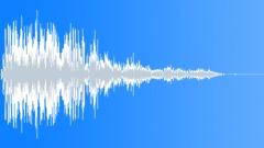 EXPLOSION MEDIUM STONE ROCK STEREO02 - sound effect