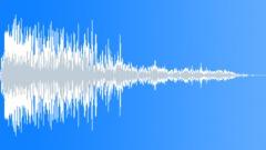 EXPLOSION MEDIUM STONE ROCK STEREO06 - sound effect