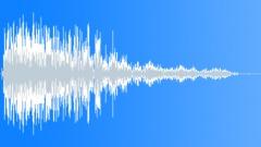 EXPLOSION MEDIUM STONE ROCK STEREO08 - sound effect