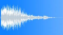 EXPLOSION MEDIUM STONE ROCK STEREO09 - sound effect