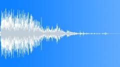 EXPLOSION MEDIUM STONE ROCK STEREO11 - sound effect