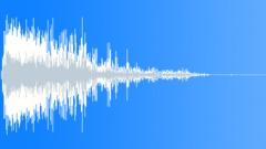 EXPLOSION MEDIUM STONE ROCK STEREO13 - sound effect