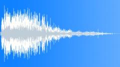 EXPLOSION MEDIUM STONE ROCK STEREO17 - sound effect