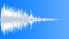 EXPLOSION MEDIUM STONE ROCK STEREO19 - sound effect